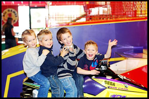 Garrett, Jacob, Bennett, Ben