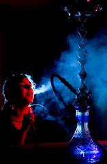Hookah Illustration by IwamotosPhotos