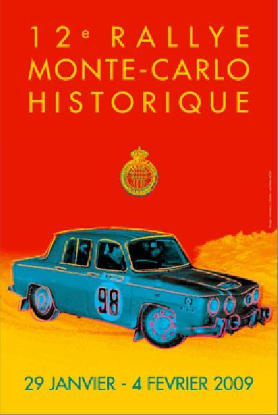 Monte Carlo Historique 12th