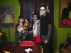 Dia de Los Muertos 2008, LA