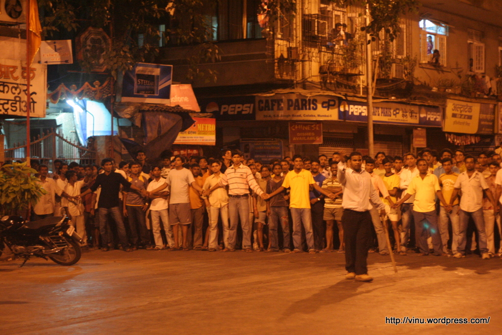 people holding breath in Mumbai after attack