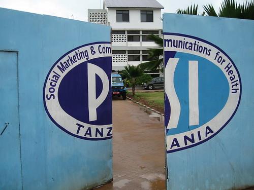 PSI HQ in Dar Es Salam