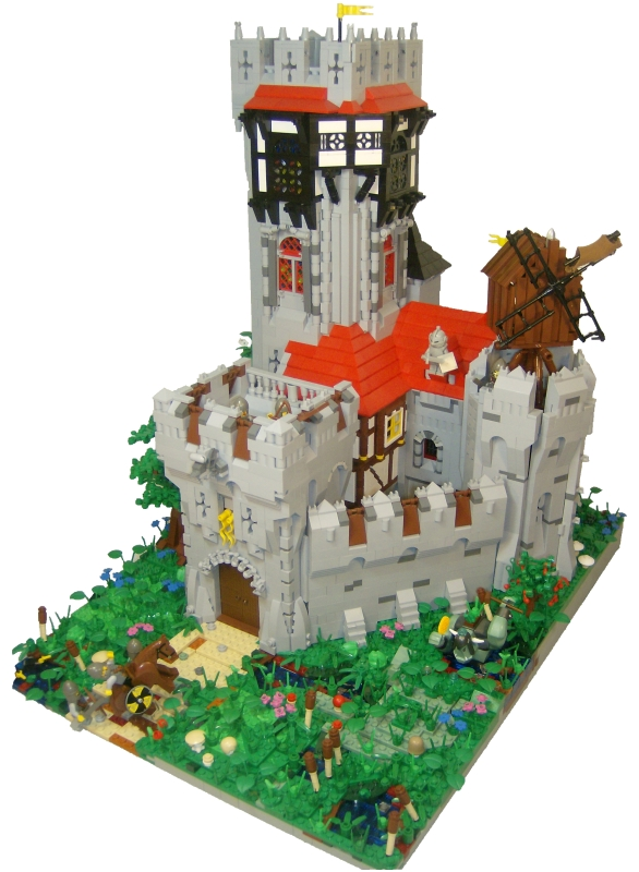 Lego Club Castle