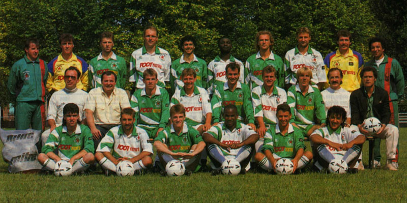 red-star 1989-90