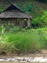 River journey to Long Neck 6 (sawaddeedave) Tags: thailand longneck padang hilltribe maehongson burmeseborder