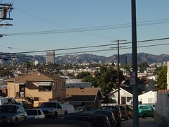 La Vista de Los Angeles a Mid-city (Zeal Harris) Tags: community election diversity harmony conflict voting relations workingclass multiculturalism blackandbrown worldonwheels