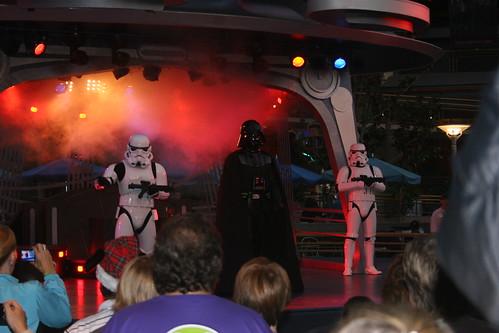 Jedi Master Training at Disneyland