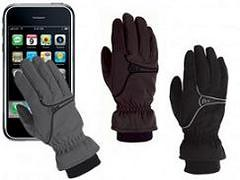 iPod gloves by momentimedia