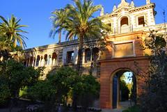 Puerta del privilegio (i have no mouth) Tags: del de sevilla puerta jardines reales alczares privilegio