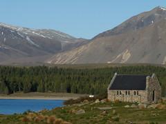 Church of the Good Shepherd (dodoling) Tags: newzealand tekapo