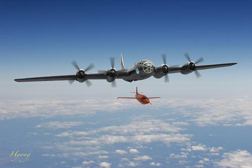 Bell X-1 - Quebramos a barreira do som !!! 3107094584_acc8c94ba8