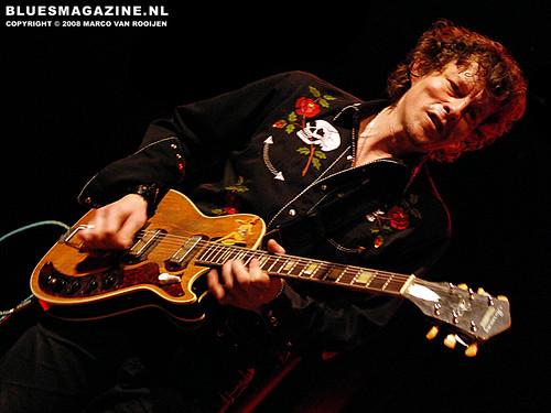 Ian Siegal - 12 December 2008 (Groene Engel, Oss, Netherlands)