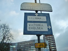 Lambeth sign (satguru) Tags: sign pre southwark lambeth worboys