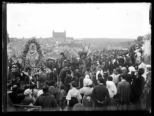 La Romería a principios del siglo XX