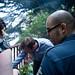Rick, Mace, Joseph look after fire