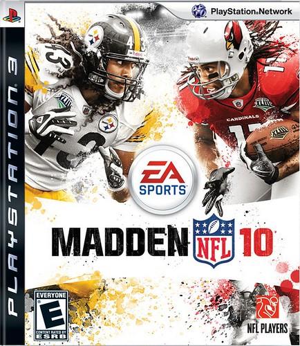 Madden NFL 10 Packfront