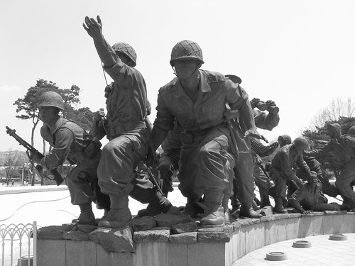 Extended essay korean war