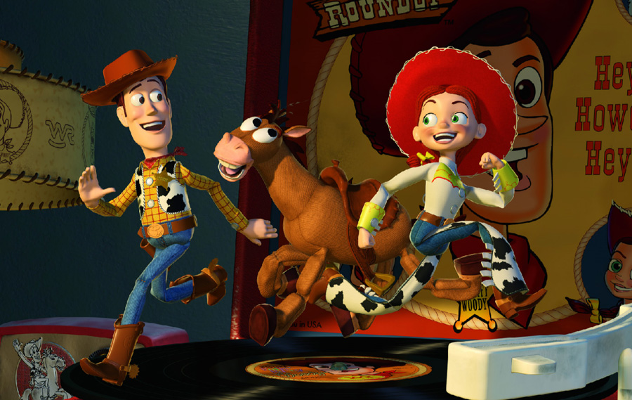"bullseye toy story 3. Bullseye (""Toy Story 2"" and"