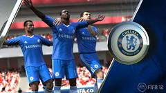 FIFA 12 - Chelsea opening celebration