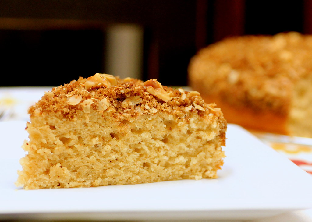 Recipe Snobs: Sour Cream Coffee Cake