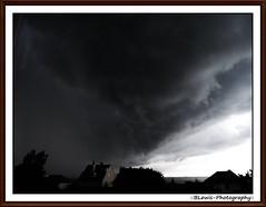 The end is near ! (::BLewis-Photography::) Tags: uk storm water rain clouds kent fuji seafront tornado fujifinepix waterspout tankerton blueribbonwinner supershot cloudslightningstorms superstarthebest