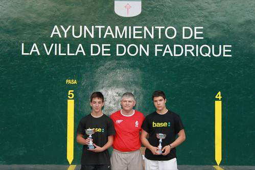 1º clasificados campeonato CM 2011