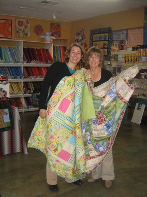 Quilting - our quilts