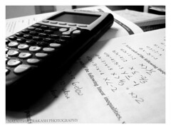 Math (natahsha's photography) Tags: calculator mathematics graphing algebra