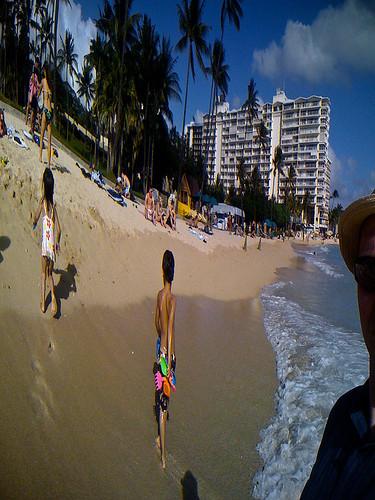 distorted Waikiki