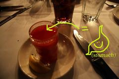 Legend of the Tomato Juice