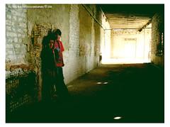 boy & girl - 1 (pedramatic) Tags: friends portrait girl canon children persian afghan iranian نور boygirl canonpowershota75 افغان دوست کودک دختر afghani دوستان پسر pedram تاریکی دالان تاریک بچگی افغانی دختربچه پسربچه پدرام pedramatic کودکانه دراماتیک پدراماتیک افغانیایرانی پسردختر راهرو نوروتاریکی همبازی