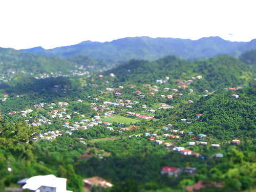 Grenada Homes Tilt-Shift