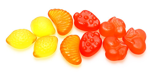 Sunkist Fruit Gummies