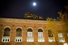 Moon over the BPL