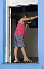 la hora de la merienda 2 (Jaydi y...) Tags: brasil ventana infancia nio sandia merienda cairu