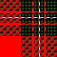 MacGregor tartan ,clan Gregor : some history of both