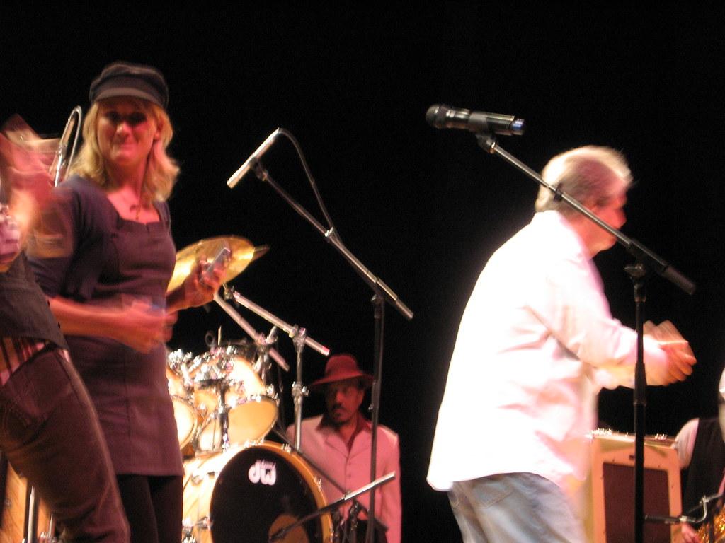 Jill Sobule & Brian Wilson