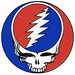 Grateful Dead Steal Your Face plain ol' SYF version