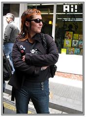Mam Rockera (Ah! Bilbao) Tags: mercadillo rastro dosdemayo bilbaolavieja