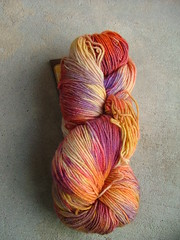 Araucania Ranco Multy Sock Yarn