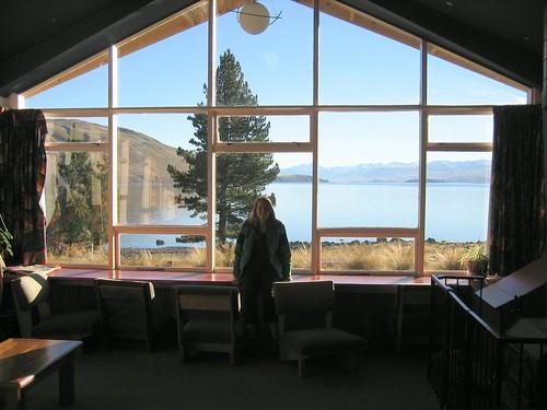 Lake Tekapo Youth Hostel, New Zealand