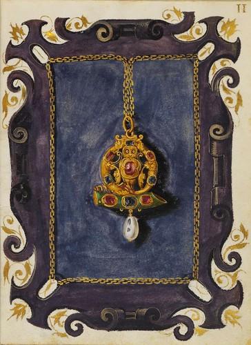 Medallan en forma de buho con cadena 11r