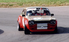 Mallory park Classic Racing early 2006 – Ford Escort Mk1 - 01