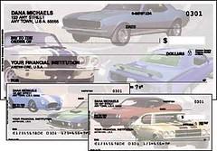 Muscle Car Checks (Custom Direct) Tags: cars muscle checks