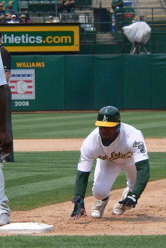 Rajai Davis, stolen bases, fantasy baseball 2009