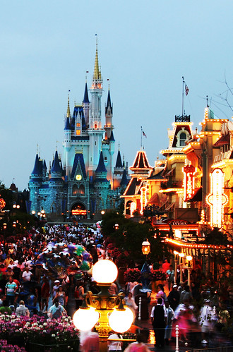 Evenings at the Magic Kingdom