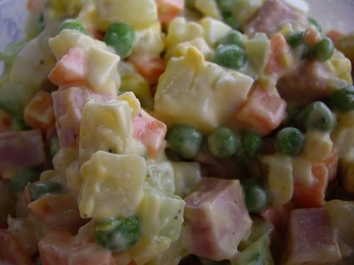 Salad Oliv'e