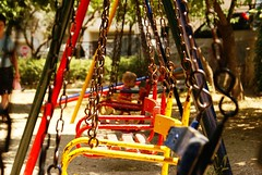 playground (Anna Galanou) Tags: playing colorful colours child sony swings alpha dslr a100    sonydslra100   annagal    annagalanou  wwwannagalanoucom