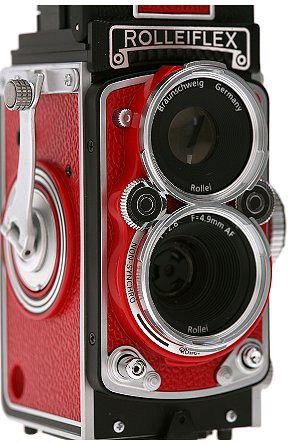 Rolleiflex Mini Digital Camera