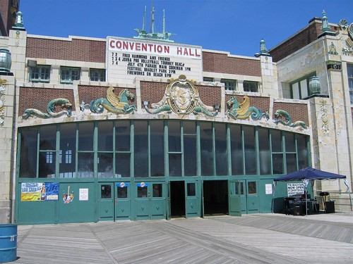 The Asbury Park Convention Hall